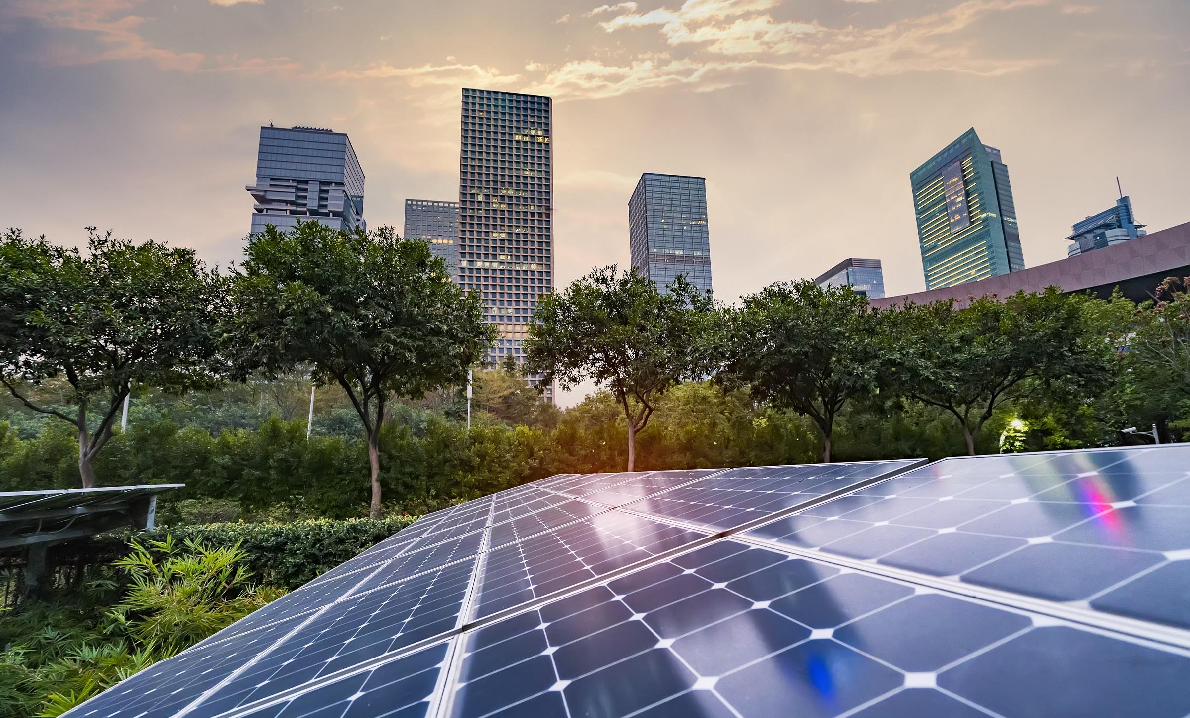 Réconcilier le développement des villes avec leur environnement