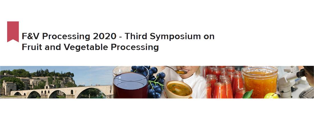 illustration  Fruit & Vegetable Processing 2020